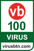 Virus Bulletin Award